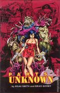 Parts Unknown HC (1995 Knight Press) 1-1ST