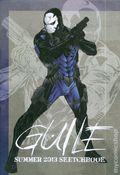 Guile's Sketchbook (2010 French Bulldog Studio) 2013