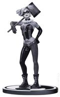 Batman Black and White: Harley Quinn Statue (2016 DC) Designed by Lee Bermejo ITEM#1