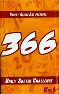 366 Daily Sketch Challenge (Robert Atkins Art) 1