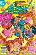 Action Comics (1938 DC) Mark Jewelers 568MJ