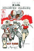 Peter Risk Monster Masher (1987 M.E. Comix) 2