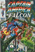 Captain America (1968 1st Series) National Diamond 138NDS