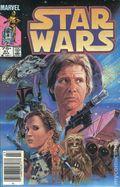 Star Wars (1977 Marvel) Canadian Price Variant 81