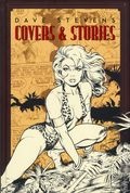 Dave Stevens Covers and Stories HC (2012 IDW) 1B-1ST