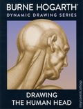 Drawing the Human Head SC (1989 Watson-Guptill) By Burne Hogarth 1-REP