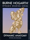 Dynamic Anatomy SC (2003 Watson-Guptill) Revised and Expanded By Burne Hogarth 1-REP