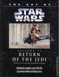 Art of Star Wars SC (1994 Del Rey Book) Episodes IV-VI Reissued Edition 3-REP