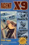 Agent X-9 TPB (1974 Semic Press) Swedish Edition 13-1ST