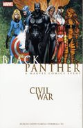 Civil War Black Panther TPB (2016 Marvel) 2nd Edition 1-1ST