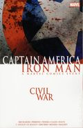 Civil War Captain America/Iron Man TPB (2016 Marvel) 1-1ST