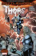 Thors TPB (2016 Marvel) Secret Wars: Battleworld 1-1ST