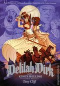 Delilah Dirk and the King's Shilling GN (2016 First Second Books) 1-1ST