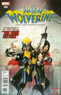 All New Wolverine (2015) 6A