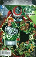 Green Lantern Corps Edge of Oblivion (2015) 3