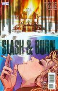 Slash and Burn (2015 Vertigo) 5