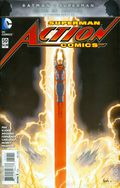 Action Comics (2011 2nd Series) 50A