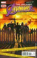 Uncanny Avengers (2015 Marvel 3rd Series) 7A