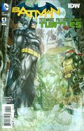 Batman Teenage Mutant Ninja Turtles (2015 DC) 4A