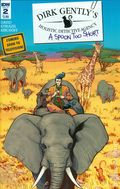 Dirk Gently A Spoon Too Short (2016 IDW) 2