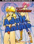 How to Draw Adult Anime SC (1998 Solson) 1-1ST