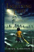 Percy Jackson and the Olympians HC (2005-2009 Disney/Hyperion Novel) 1-1ST