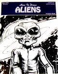 How to Draw Aliens SC (1998 Solson) 1-1ST