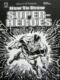 How to Draw Super Heroes SC (1998 Solson) 2nd Edition 1-1ST