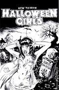 How To Draw Halloween Girls SC (1998 Solson) 1-1ST
