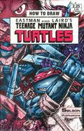 How to Draw Teenage Mutant Ninja Turtles (1985) 1B