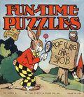 Fun-Time Puzzles SC (1937) 3500