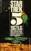 Star Trek PB (1967-1977 Bantam Novel Series) 5-1ST