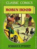 Classic Comics Robin Hood HC (1990 Gallery Books) Norman R. Stinnet 1-1ST