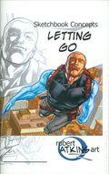 Sketchbook Concepts Letting Go (2009 Robert Atkins Art) 1