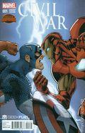Civil War (2015 Marvel) Secret Wars 1GEEKFUEL