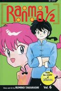 Ranma 1/2 TPB (2003-2006) Action Edition 6-1ST