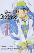 A Certain Magical Index GN (2015- A Yen Press Digest) 1-1ST