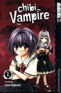 Chibi Vampire GN (2006-2009 Tokyopop Digest) 2-1ST