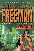 Crying Freeman Portrait of a Killer TPB (1995 Perfect Collection) 1-1ST