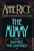 Mummy or Ramses the Damned SC (1989 Ballantine Books Novel) By Anne Rice 1-1ST