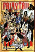 Fairy Tail TPB (2008-2018 Del Rey/Kodansha Digest) 6-REP