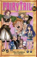 Fairy Tail TPB (2008-2018 Del Rey/Kodansha Digest) 16-REP