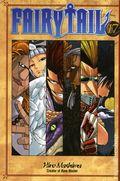 Fairy Tail TPB (2008-2018 Del Rey/Kodansha Digest) 17-1ST
