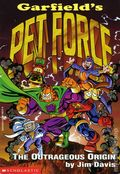 Garfield's Pet Force SC (1997-1999 Scholastic) 1-1ST