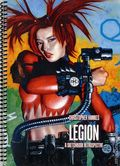 Legion A Sketchbook Retrospective SC (2007) By Christopher Hawkes 1-1ST