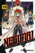 Negima TPB (2004-2013 Del Rey/Kodansha Digest) 13-1ST