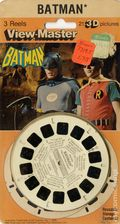 Batman View-Master Reels (1976) 2nd Edition #4011