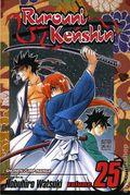 Rurouni Kenshin GN (2003-2006 Shonen Jump Edition Digest) 25-1ST