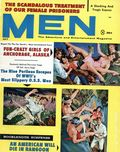 Men Magazine (1952-1982) Zenith Publishing Corp. Vol. 10 #7