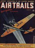 Air Trails (1934-1942, 1950-1954 Street & Smith) Pulp 2nd Series Vol. 8 #5